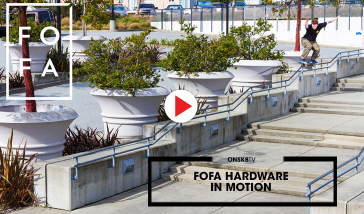"14862FOFA Hardware ""In Motion"" 
