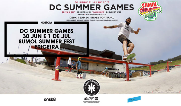 14881DC Summer Games|Sumol Summer fest 30 Jun e 1 de Jul