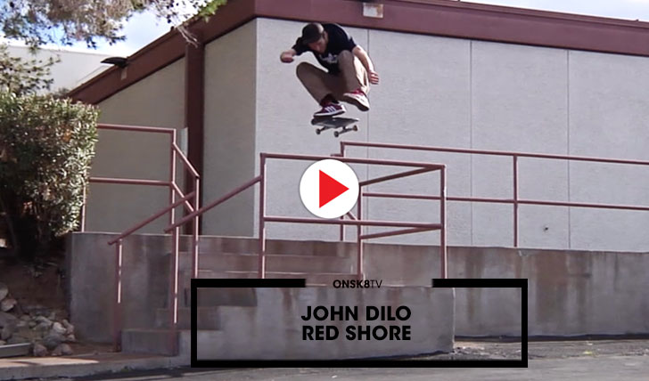 "14899John Dilo ""Red Shore""
