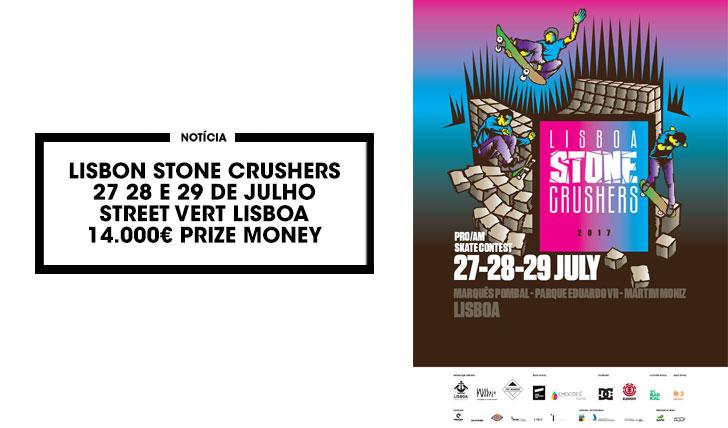 15121Lisbon Stone Crushers|27 a 29 de Julho Lisboa