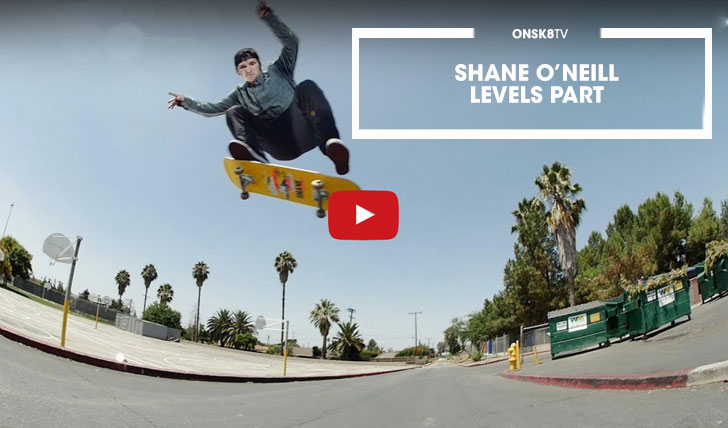 15386SHANE O'NEILL|LEVELS PART||3:21