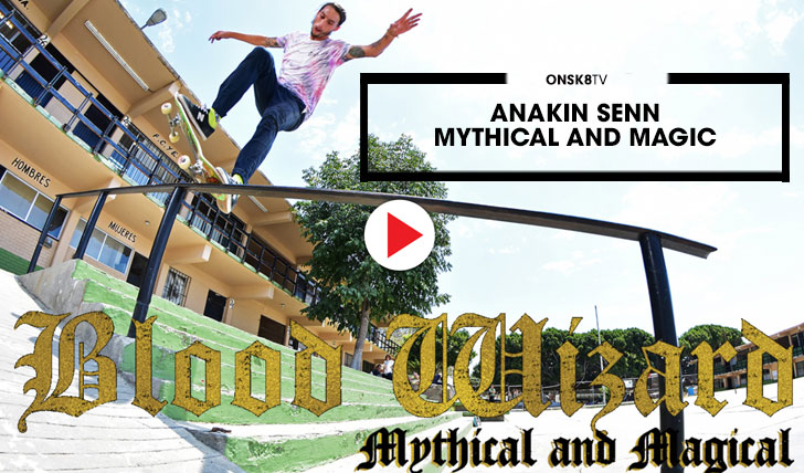 "15316Anakin Senn ""Mythical And Magical""