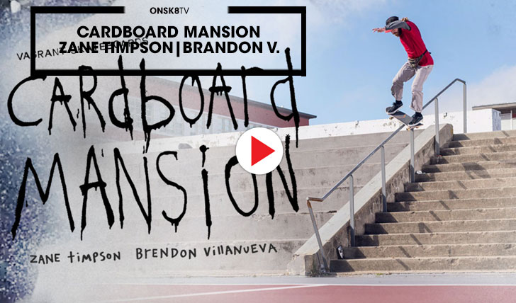 "15413Zane Timpson Brendon Villanueva""Cardboard Mansion""