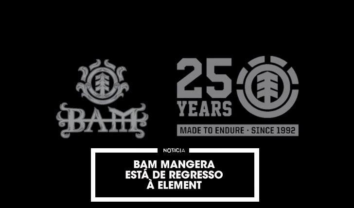 15438Bam Margera está de regresso à ELEMENT