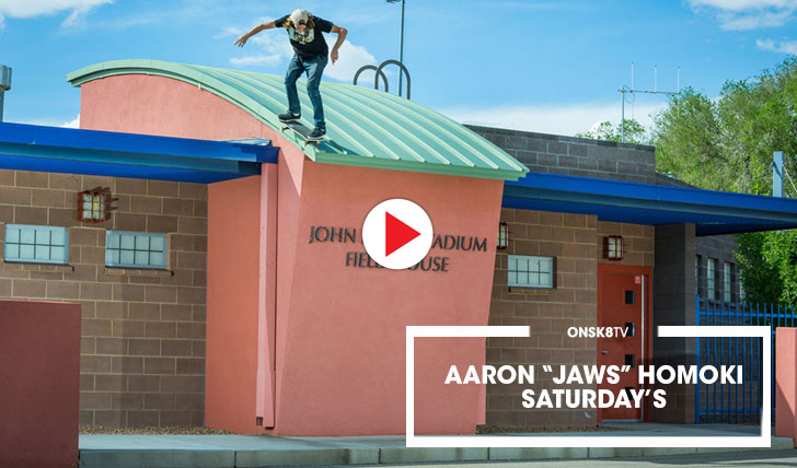 "15675Aaron 'Jaws' Homoki ""Saturdays"" 
