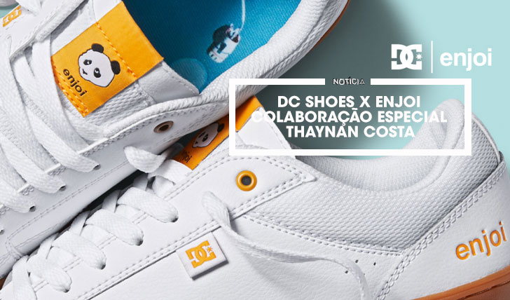 15651DC SHOES X ENJOI|Thaynan Costa colorway