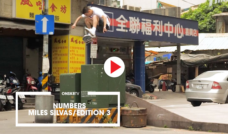 15702Numbers: Miles Silvas / Edition 3||4:23