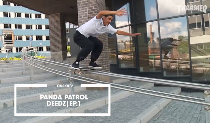 15714Panda Patrol: Episode 1. Deedz||7:15