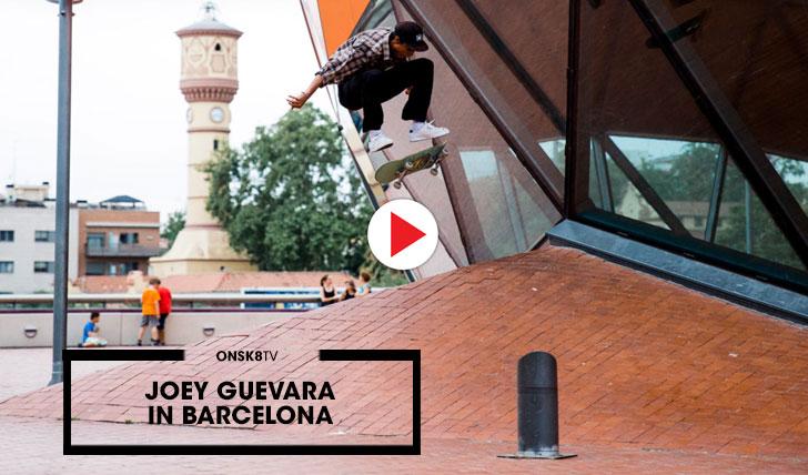 15819Joey Guevara in Barcelona||2:45