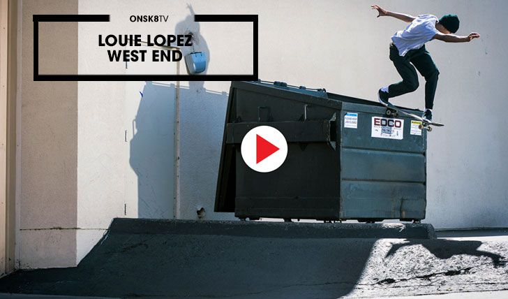"15826Louie Lopez ""West End"" 