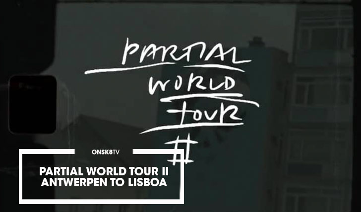 15747Partial World Tour II: Antwerpen to Lisboa||9:56