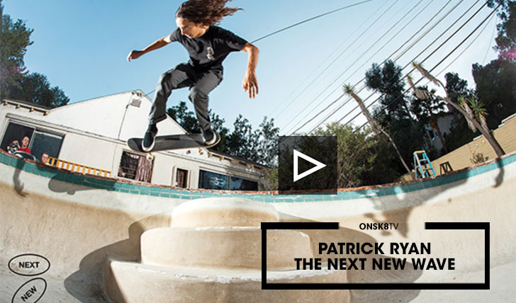 15816PATRICK RYAN THE NEXT NEW WAVE PART||2:39