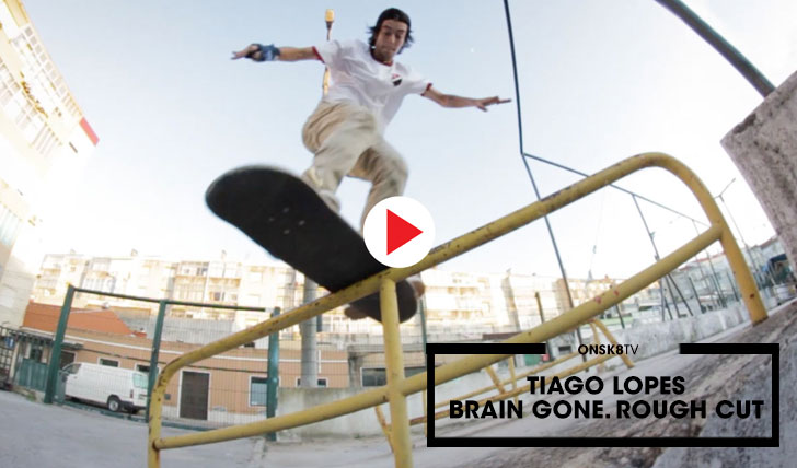 "15864Rough Cut: Tiago Lopes ""Brain Gone.""