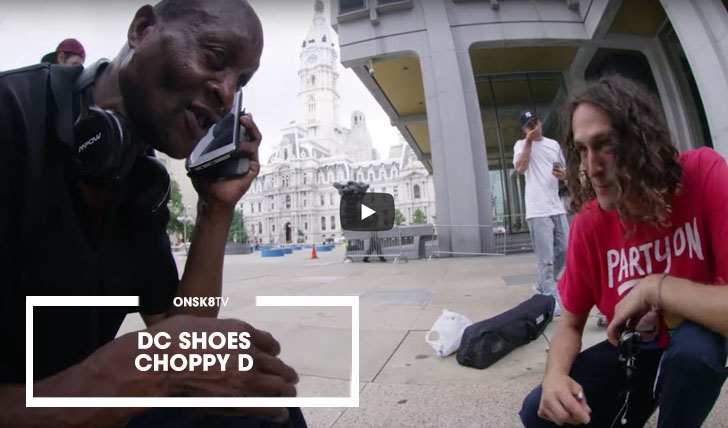 15980DC SHOES: CHOPPY D||19:45