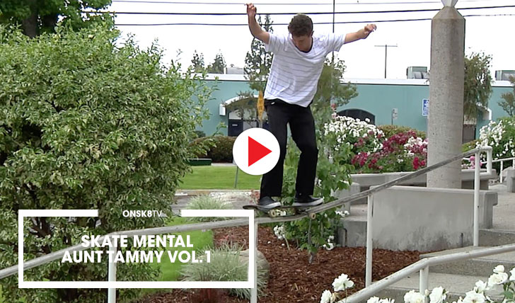 "15974Skate Mental ""Aunt Tammy Vol. 1″