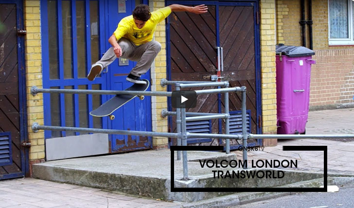 15991Volcom London | TransWorld SKATEboarding||9:44