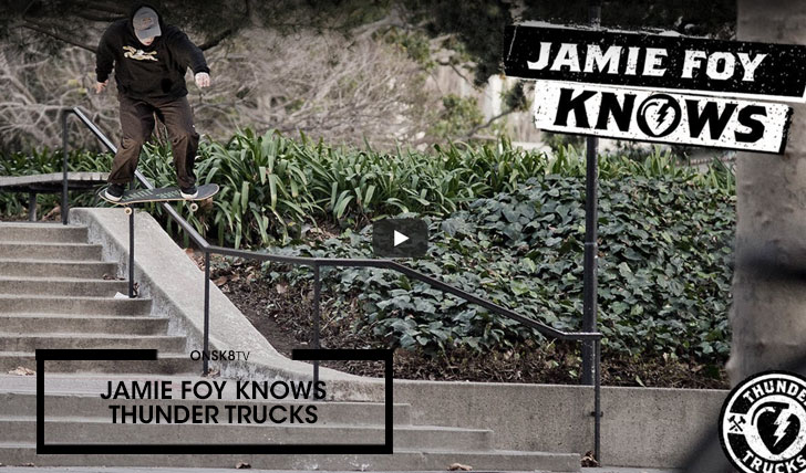 16093Jamie Foy Knows||1:45