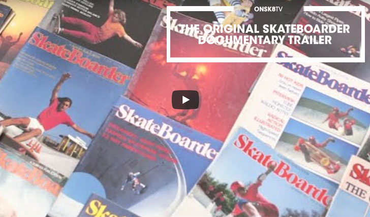 16077The Original Skateboarder|Documentary Trailer||7:12