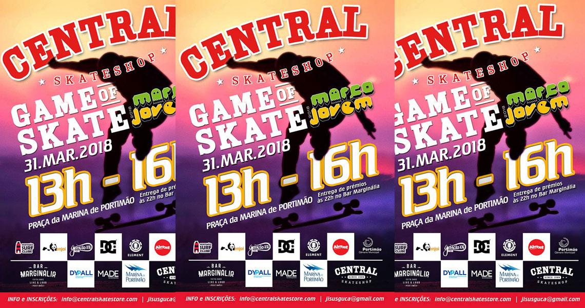 16194Central Skateshop Game of Skate|31 de Março|Portimão