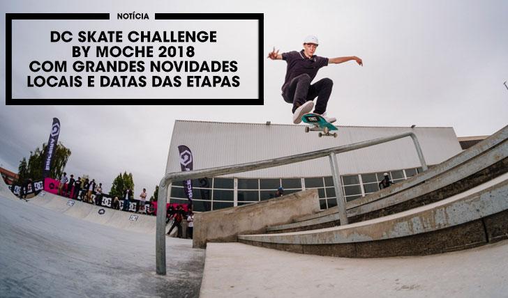 16174DC Skate Challenge by MOCHE|Datas e locais da etapas de 2018