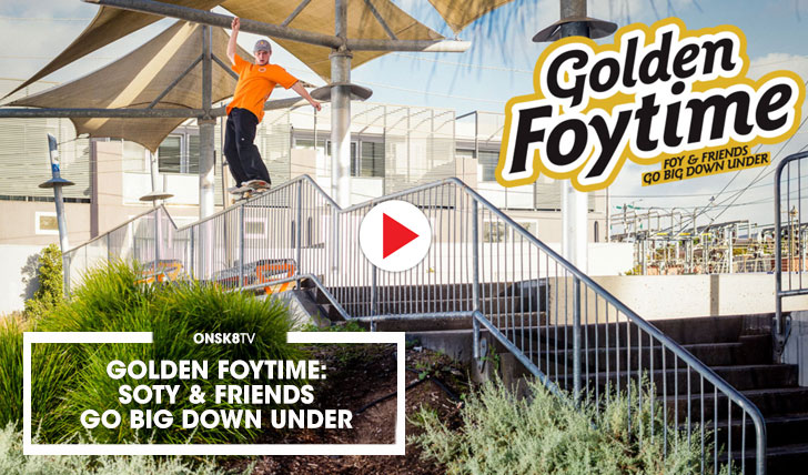 16169Golden Foytime: SOTY & Friends Go Big Down Under||16:00