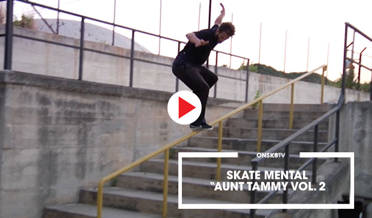 "16128Skate Mental's ""Aunt Tammy Vol. 2″