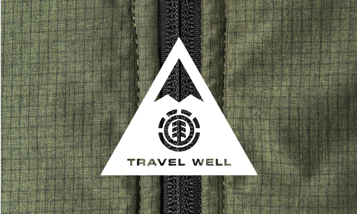 16308Element apresenta coleção Travel Well