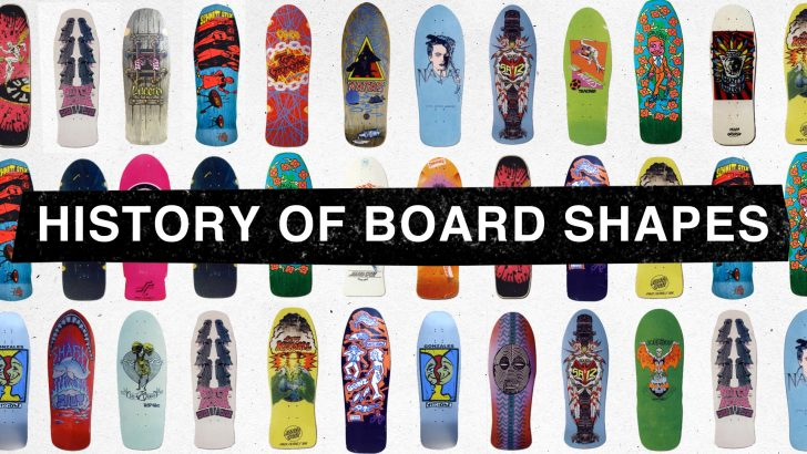 16271The History of Board Shapes Part 1||2:47