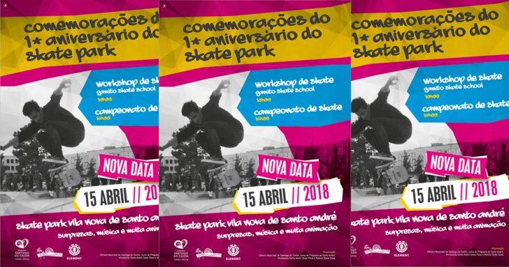 16289Nova data aniversário Santo André Skate Plaza 15 Abril