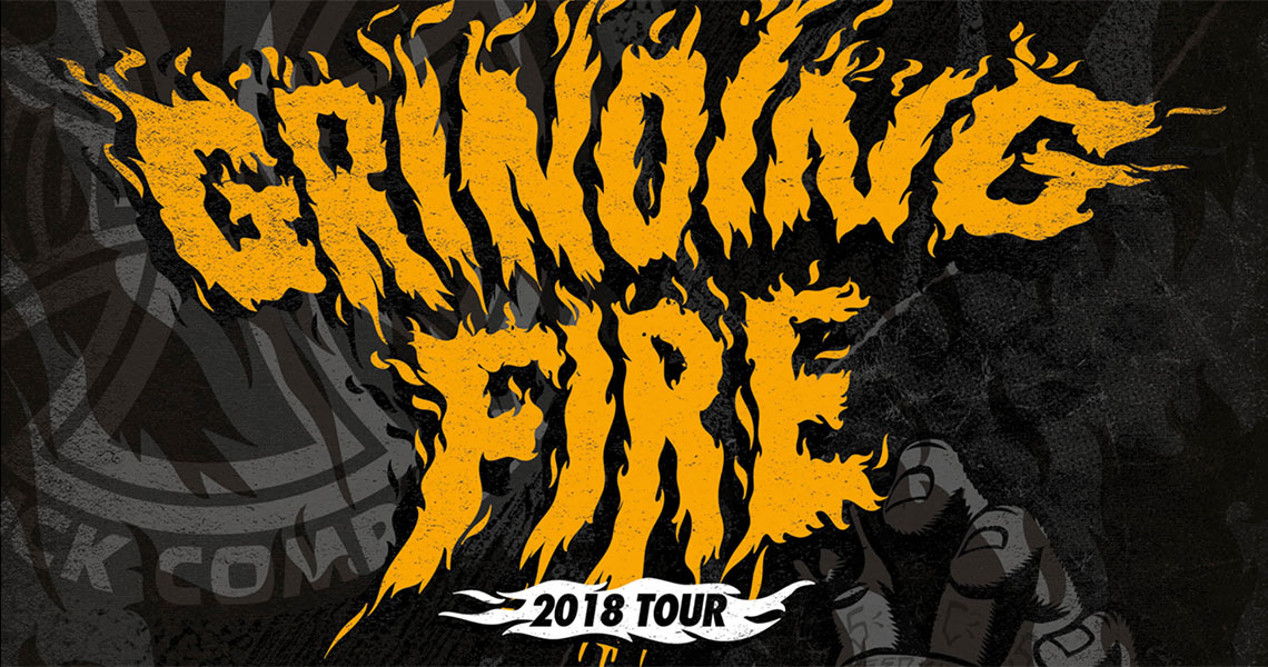 16323Grinding Fire Tour|22 a 28 de Abril