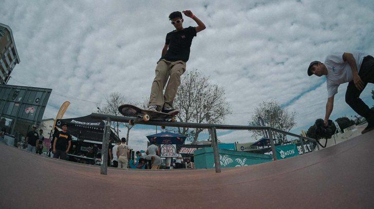 16683DC Skate Challenge by Moche|Resumo do 1º dia de competição em Cascais