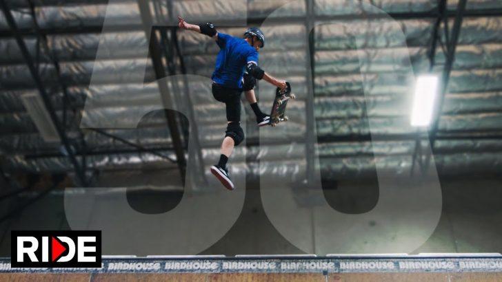 16626Tony Hawk: 50 tricks at Age 50||4:05