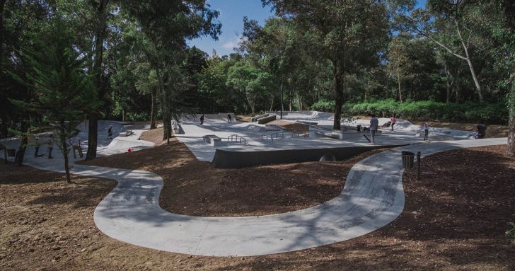 16752Novo skatepark do Monsanto – Lisboa