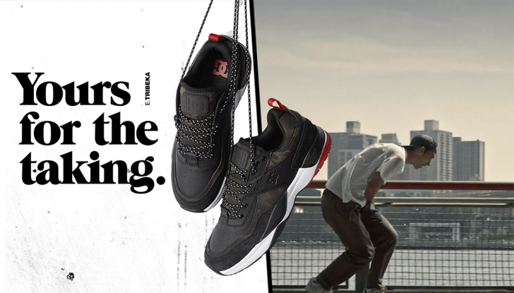 16788DC SHOES Apresenta a campanha Yours For The Taking