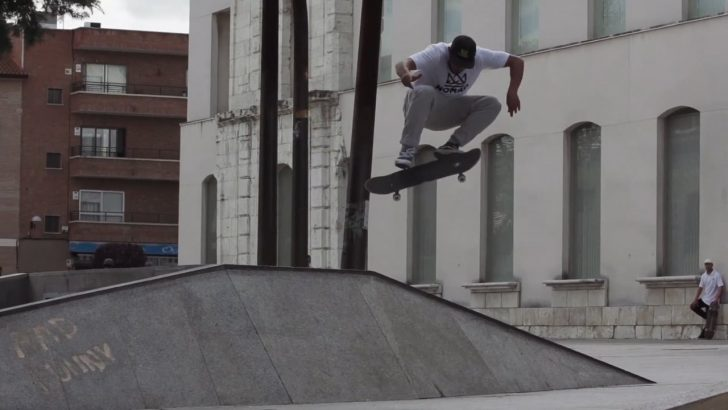 16854THE MADRID TOUR – NOMAD SKATEBOARDS||5:36