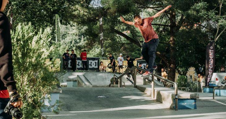 16875DC Skate Challenge by MOCHE 2018|Resumo das eliminatórias em Leiria