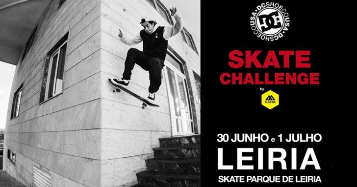 16846DC Skate Challenge by MOCHE 2018|3ª Etapa Leiria 30 Jul e 1 de Junho
