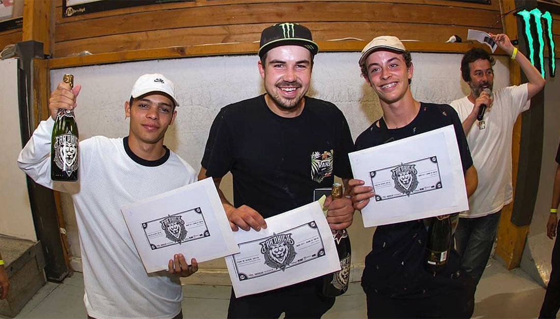 16781Gustavo Ribeiro faz o 2ª lugar no Far N'High 2018