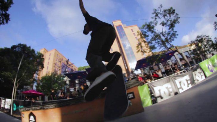 16966DC Skate Challenge by MOCHE 2018|Vídeo etapa de Leiria