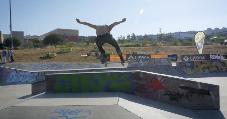 16932Circuito Nacional de Skate 2018|Vídeo 2ª Etapa Chelas||3:05
