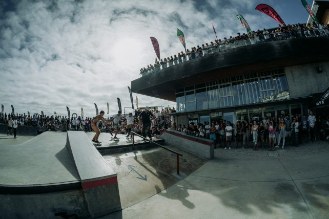 16940Boardriders Skate Run 4 Fun|Resumo do 1º dia