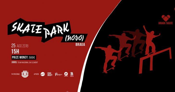 17102Inauguração do novo Skatepark de Braga|25 Agosto