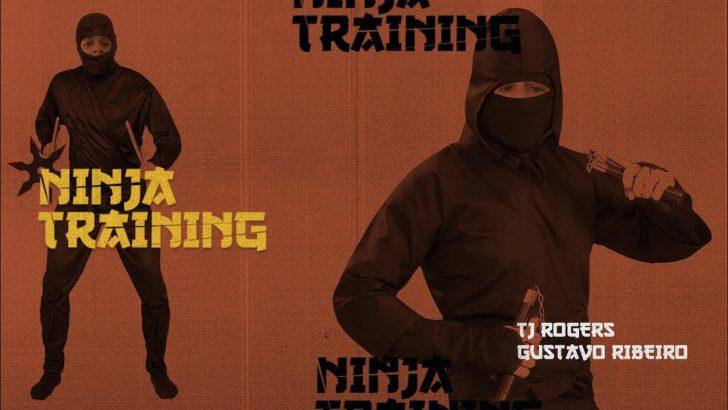 17049TJ Rogers & Gustavo Ribeiro – Ninja Training||3:40