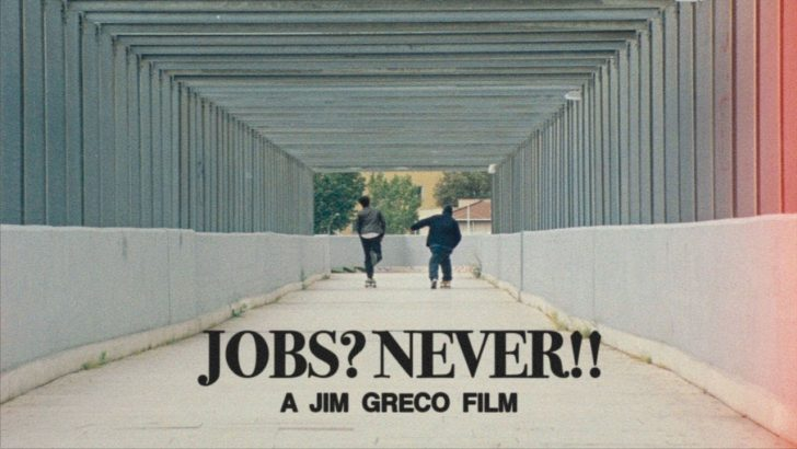 "17260Jim Greco| ""Jobs? Never!!""
