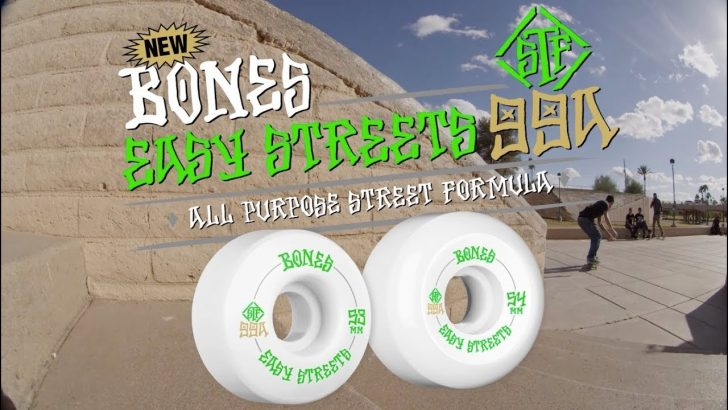 17536Easy Streets 99A|BONES WHEELS||3:42