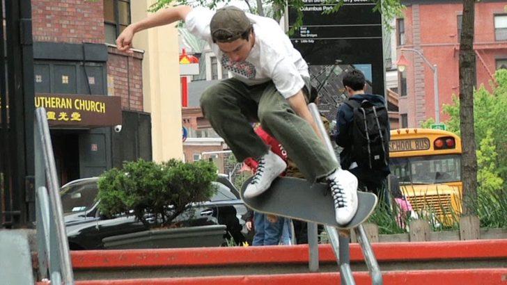 "17778Frog Skateboards ""Bossa Nova""||5:04"