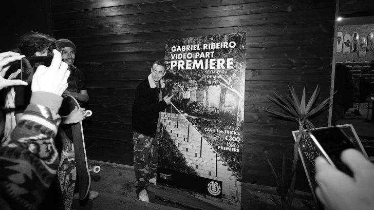 17864Premiere da solo video part do Gabriel Ribeiro e Cash4Tricks|Resumo
