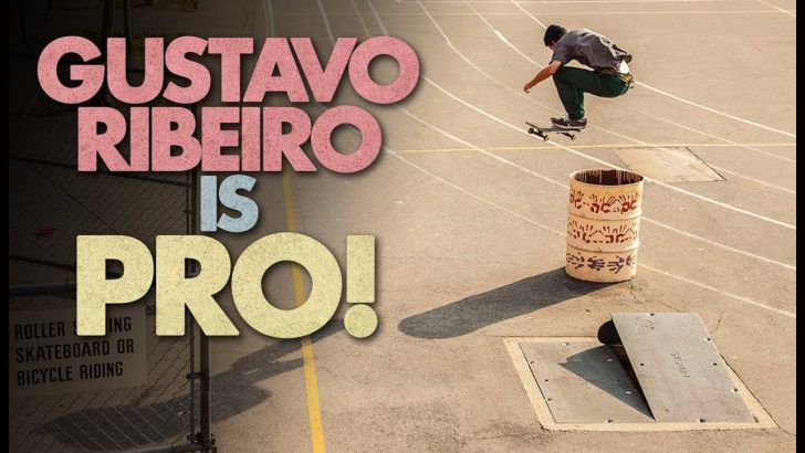 "18107Gustavo Ribeiro  PRO Part | ""Nine To Five""