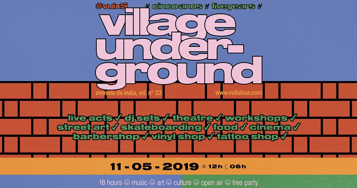 18081Element Cash For Tricks no Village Underground