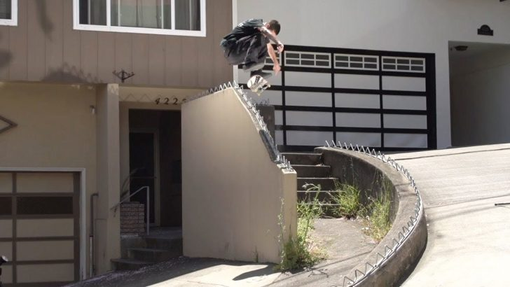"18426Miles Silvas' ""PLA x Thrasher"" Part